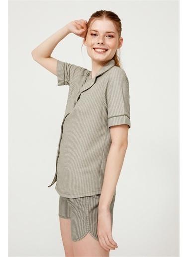 Hays Pijama Takım Haki